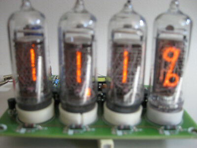 Nixie Thermo- Hygro- Meter