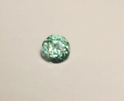 0.10ct Natural Muzo Columbian Emerald - Excellent Clarity & Colour