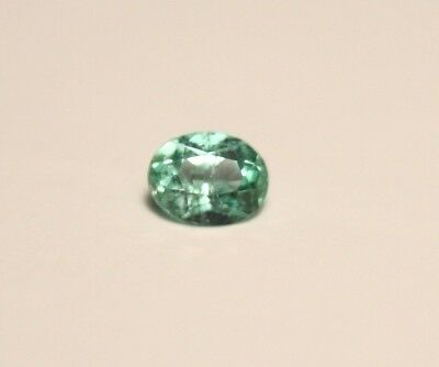 0.24ct Natural Muzo Columbian Emerald - Excellent Clarity & Colour