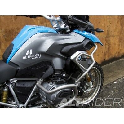 AltRider Upper Crash Bars for the BMW R1200GS Water Cooled - Silver
