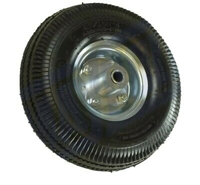 Pneumatic Rubber Steel Spare Wheel For Sack Trucks 260Mm Genuine Maypole Mp426