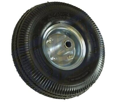 Rubber Steel Spare Wheel For Sack Trucks 260Mm Pneumatic Genuine Maypole Mp426