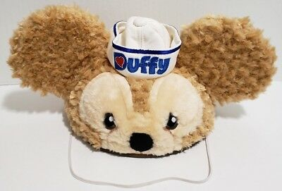 Disney Parks Duffy Bear Mickey Mouse Ears Hat Cap 84167 Limited Edition One Size