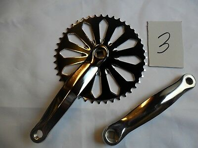 "Schwinn Stingray 20/"" Chopper Bike Cruiser Chainwheel /& Crank Arm"