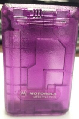 NEW  Motorola Prop Bravo/Plus Beeper - Pager- Prop Pager - Retro Gift-Gag Gift