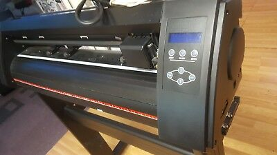 "Liyu TC/SC-631 Vinyl cutter plotter 28"" used in great condition 1 year old"