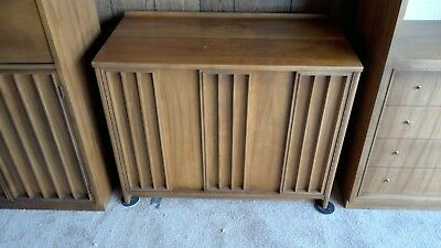 Fine Wood Mid-Century Dining Room Buffet Server  Local Pick Up