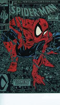 Spider-man #1 1st All-New Collectors Item Issue Near Mint (NM) Marvel 1990 9CS
