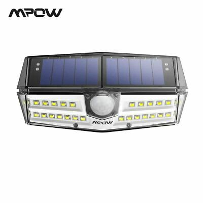 Mpow CD137 30 LED Garden Solar Lights IPX7 Waterproof Motion Sensor