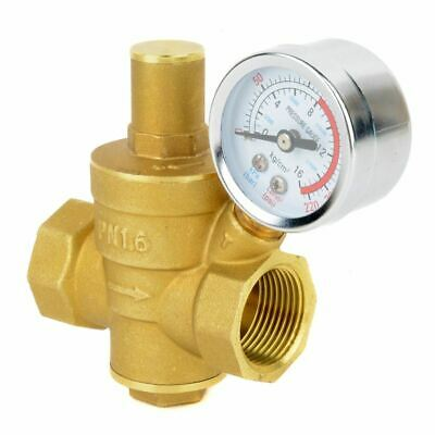 "DN20 3/4"" Brass Water Pressure Reducing Maintaining Valves Regulator"