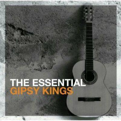 Gipsy Kings - The Essential - Best Of / 38 Greatest Hits - 2CDs Neu & OVP