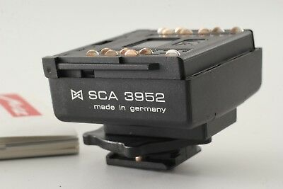 [UNUSED] Mamiya SCA 3952 TTL Flash Adapter Metz Flashes for 645 from japan #300