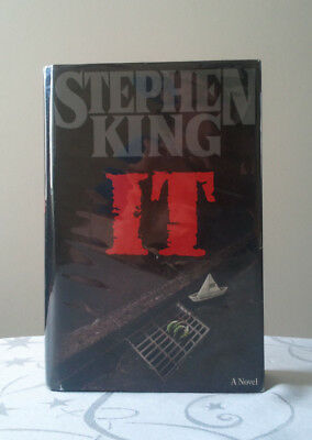 IT by Stephen King. Hardback US 1st/5th