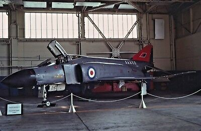 Phantom FG1 - XT597 - Royal Air Force - Original Kodachrome Slide