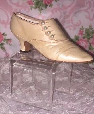 Just the Right Shoe SWEET ELEGANCE Victorian Edwardian Rococo Style SHOE