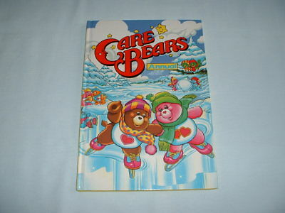 CARE BEARS RARE Vintage 1990 Annual Story Book (MARVEL COMICS/THOSE CHARACTERS)
