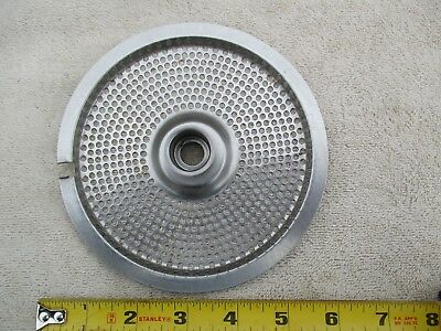 VINTAGE STRAINER FOR SUNBEAM MIX-MASTER JUICER. 1950's MODELS. NICE.