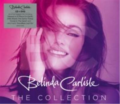 Belinda Carlisle-The Collection CD with DVD NUOVO