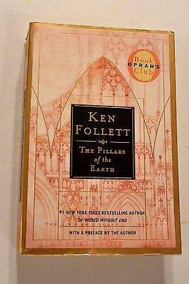 The Pillars of the Earth by Ken Follett - Large Paperback Good Condition PB