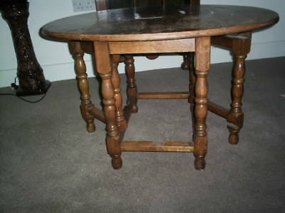 small drop leaf card table