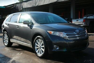 2011 Toyota Venza FWD 4cyl 4dr Crossover 2011 FWD 4cyl 4dr Crossover Used 2.7L I4 16V Automatic FWD SUV
