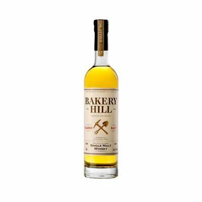 Bakery Hill Classic Malt Australian Single Malt Whisky 500ml