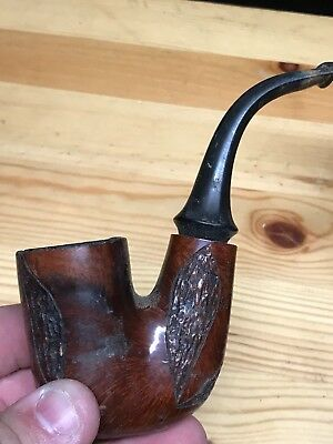 ESTATE PIPE OOM PAUL Smoking Tobacco Well Used By Old timer 90 yrs old Cape Cod