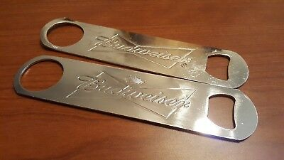 """Michelob Light Stainless Steel Beer Bottle Opener 7/"""" long New A3"""