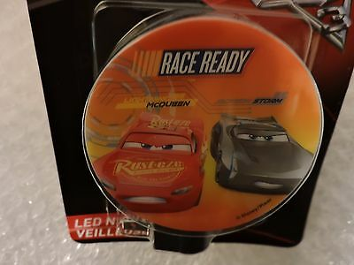 Night Light CARS Disney Pixar Lightning McQueen