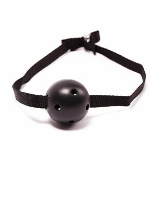 Ann Summers Breathable Ball Gag Purple Sexy Bedroom Accessory Sex Bondage