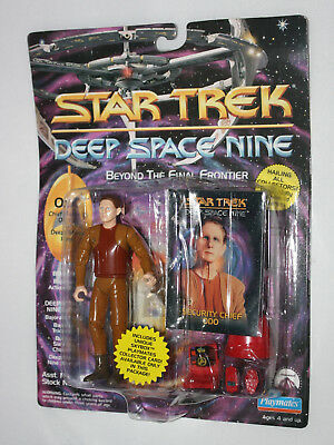 Constable Odo #6202 Star Trek DS9 1993 UNOPENED Playmates SKYBOX Card FREE SHIP