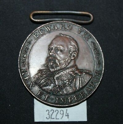 West Point Coins ~ King Edward VII Of England Medal