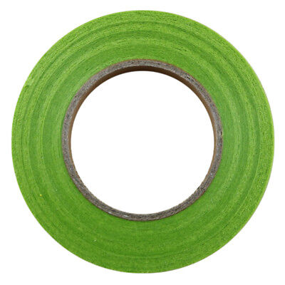 12Pcs 30m Florist Floral Stem Tape Wrap Wedding Bouquet Corsage Grass Green
