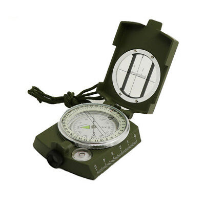 Precision Multifunctional Pointer Portable Folding Traveling Outdoor Compass