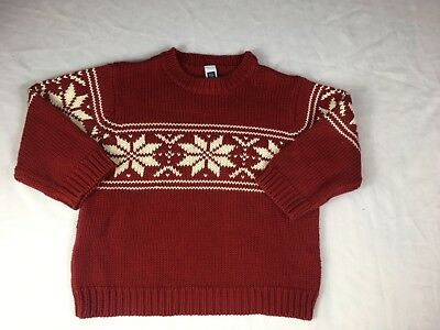Baby Gap Boys Toddler 2 years old Pullover Crewneck Sweater