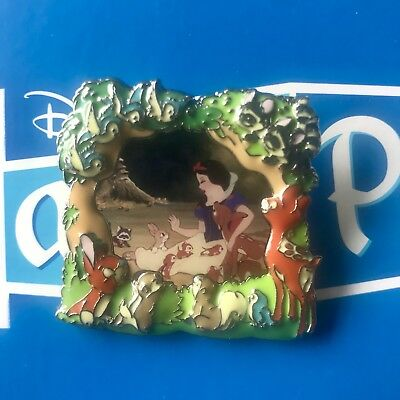 Snow White With Animals Disney Park Pack May 2018 Pin Le 500 Animals Frame