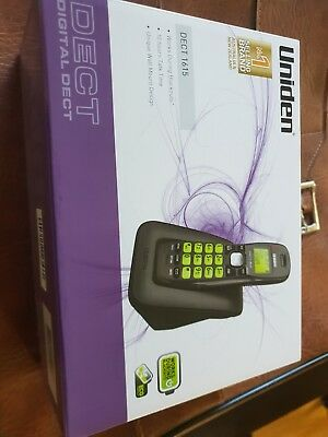 Uniden DECT1615 Digital Phone System Working very well