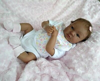 Beautiful Reborn Baby Doll. Layaway available.