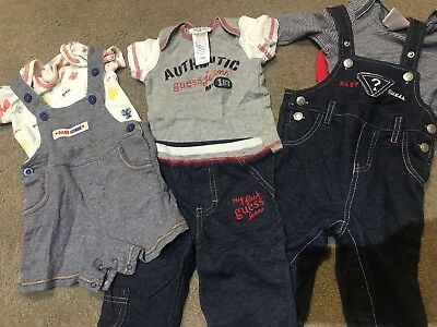 GUESS Baby Boy Clothes Bulk Size 3-6months