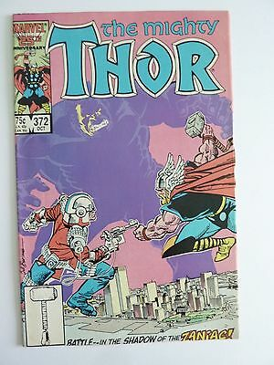 Marvel - The MIghty Thor October 1986 No. 372