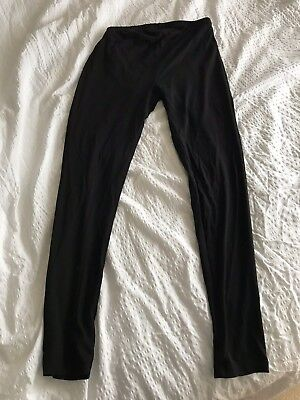 ASOS Maternity Leggings 12 Worn Once Leg 32 Over Bump