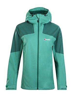 Berghaus Waterproof Fellmaster Womens Outdoor Hooded Jacket available in Bottle