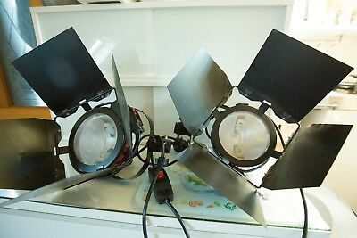 Video Studio Continuous Red Head Light 800w Video Lighting redhead lighting x2