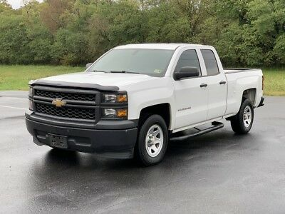 2014 Chevrolet Silverado 1500  2014 Chevrolet Silverado 1500  Crew Cab 2 Wheel Drive ONE OWNER