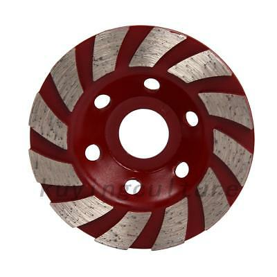 100mm 4 Inch Diamond Grinding Wheel Concrete Masonry Stone Marble Sanding Disc