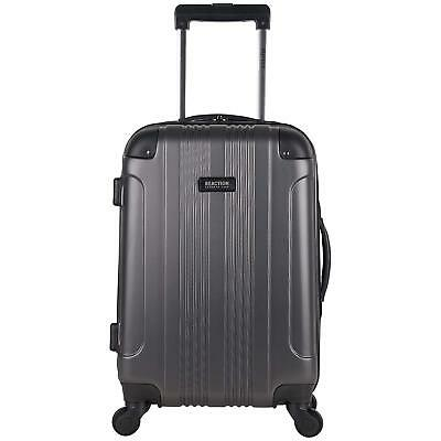 """Kenneth Cole Reaction Out Of Bounds 20"""" Hardside 4-Wheel Spinner Carry-on"""