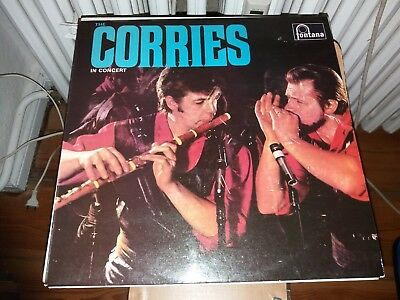 The Corries - The Corries In Concert