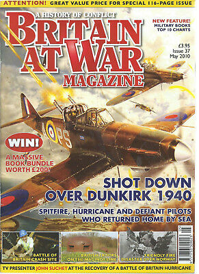 Britain At War Magazine May 2010 issue 37