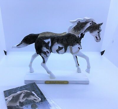 Twilight Hunters - Trail of the Painted Ponies figurine - 3E/6557