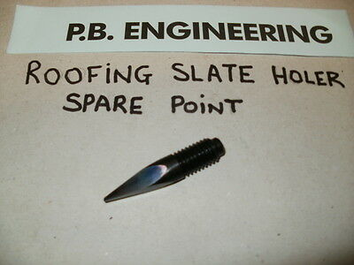 Roofing Slate Holer  Spare Point